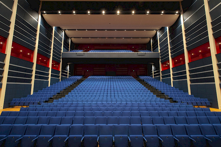 Theater and Concert Hall Esbjerg, Denmark