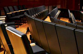 More than 1200 seats to the Lahti Sibelius Hall
